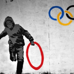 olympic-graffiti-criminal-chalkist
